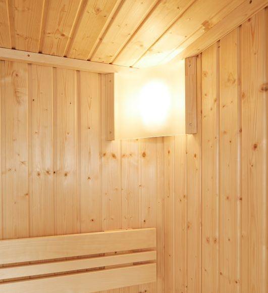 Infraworld Sauna Urban 210 x 209 cm