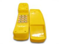 Telefon gelb Kunststoff