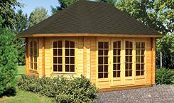 pavillons gartenhaus newgarden. Black Bedroom Furniture Sets. Home Design Ideas